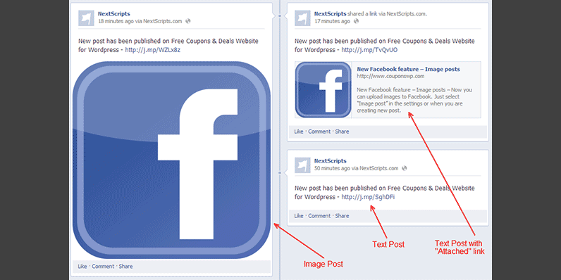 "New Release: Version 2.4.0 – Facebook and Twitter ""Photo"" Posts"