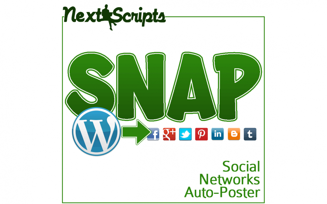 New Release: SNAP for WordPress Version 3.4.1